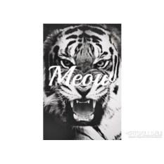 Женская футболка «Тигр meow»