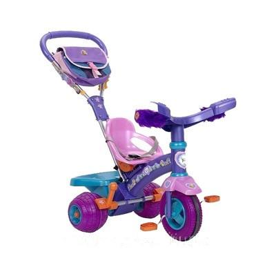 Трёхколёсный велосипед Принцесса