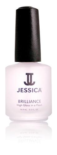 Быстросохнущее верхнее покрытие с блеском Jessica