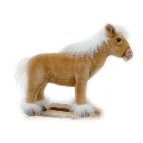 Мягкая игрушка Пони светло-коричневый от HANSA