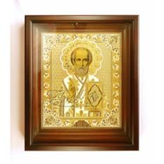 Икона Николая Чудотворца (в киоте №2)