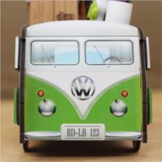 Зеленый настольный органайзер VW Camper