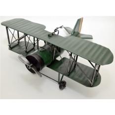 Модель самолета из железа