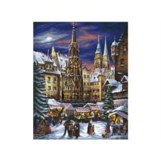 Картины по номерам Schipper «Рождественские гуляния»