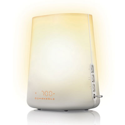 Световой Philips Wake Up Light HF3475