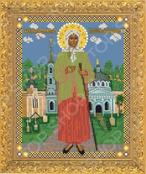 Набор для вышивания «Святая Блаженная Ксения Петербуржская»