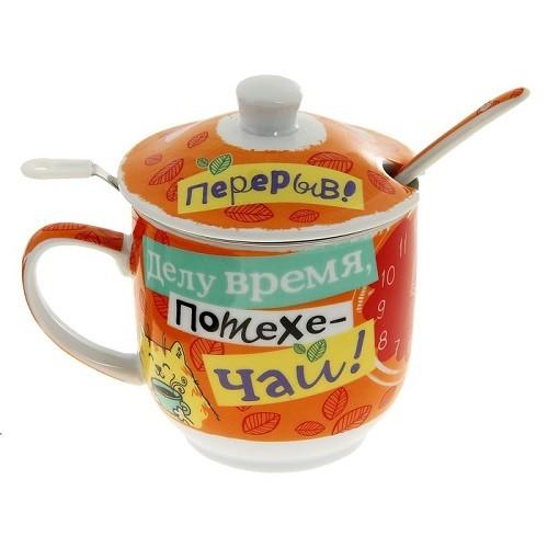 Заварочный набор Делу время, потехе - чай!