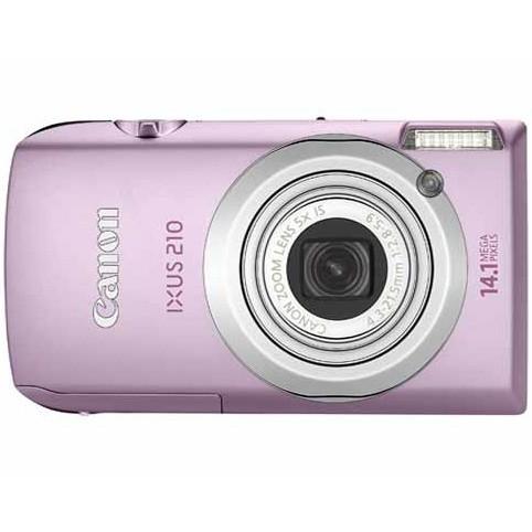 Цифровая фотокамера Canon Digital IXUS 210 IS