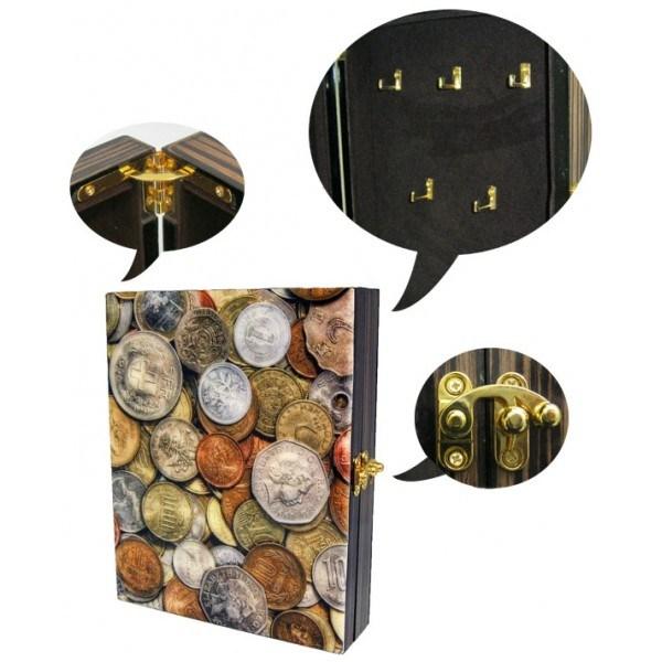 Ключницанастенная Монеты