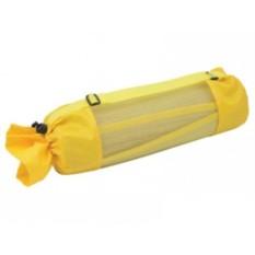 Желтая пляжная циновка в чехле