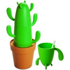 Набор для чаепития «Кактус»