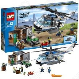 Конструктор - Lego - «Вертолетный Патруль»