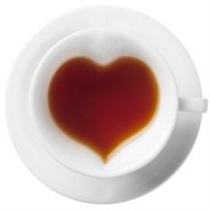 Набор для чая или кофе на 2 персоны «Сердце»