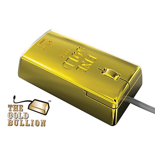 Компьютерная мышь «Золотце»