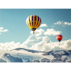 Сертификат Полет на воздушном шаре для одного