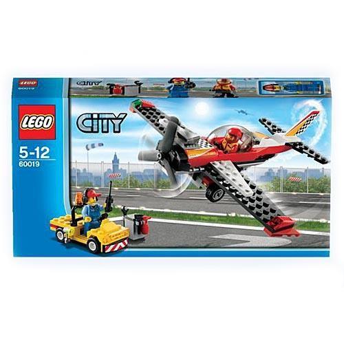 Конструктор Lego City Самолёт высшего пилотажа