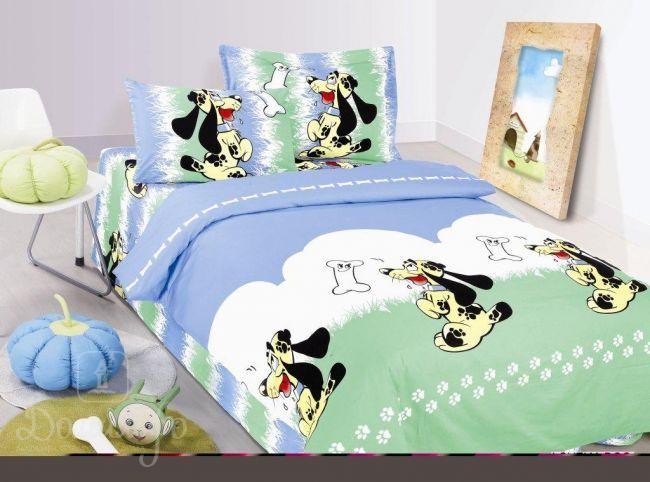 Детское постельное белье Lovely Dog
