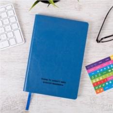 Ежедневник Portobello с гравировкой «Личные планы»