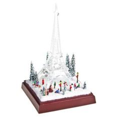 Новогодний сувенир Эйфелева башня