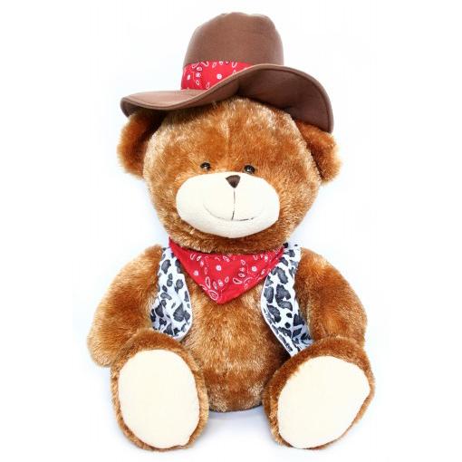 Медведь-ковбой