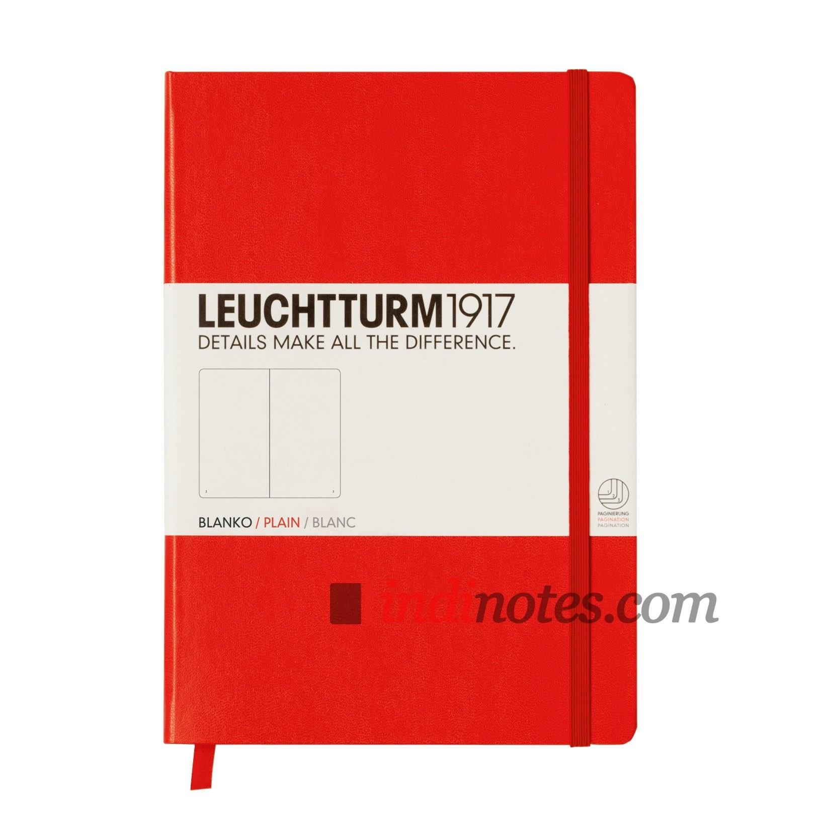 Записная книжка Medium Notebook Red от Leuchtturm1917
