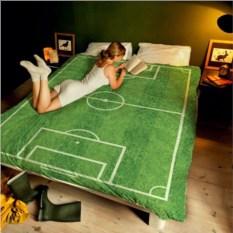 Постельное белье «Футбольное поле»