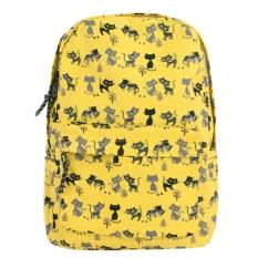 Желтый рюкзак Cat