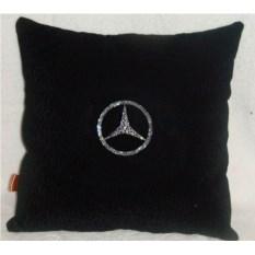 Подушка со стразами Swarovski Mercedes