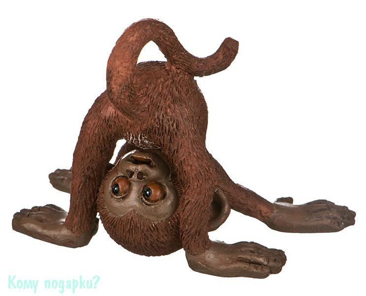 Фигурка «Забавная обезьянка» (8x5,5x6 см)