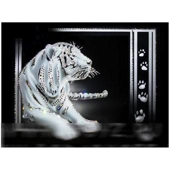 Картина «По следам тигра»