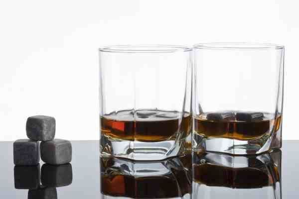 Набор камней для охлаждения напитка Whisky Style