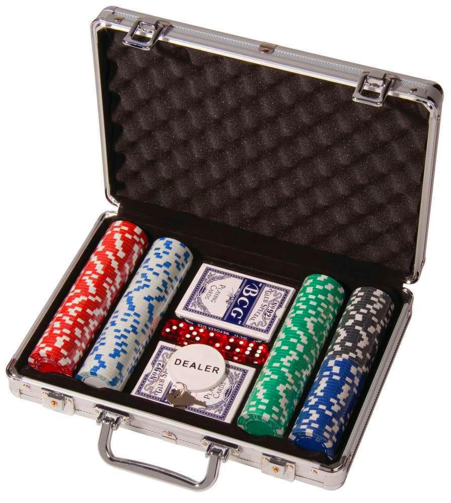 Покер комплект «Las Vegas»