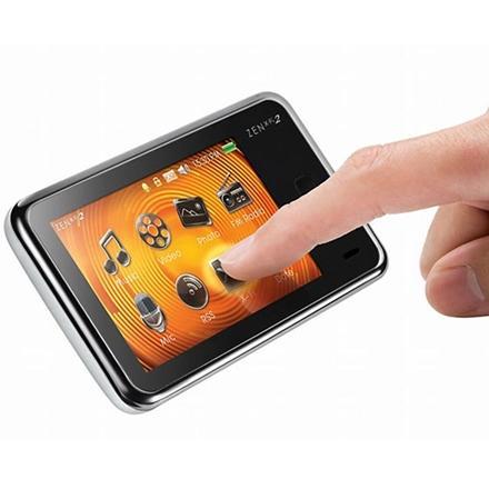 Плеер MP3 Creative Zen X-Fi-2 8Gb Black