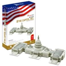 3D пазл Cubic Fun Капитолий (США)