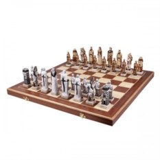 Каменные шахматы Грюнвальд, 60 см