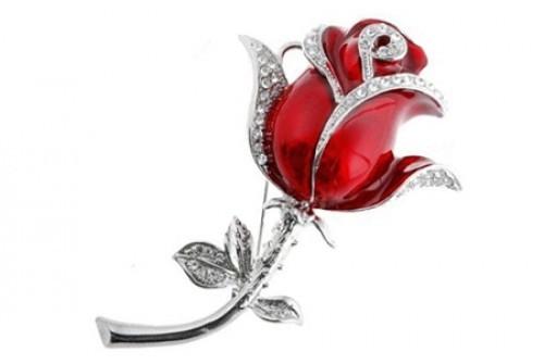 Флешка «Роза»