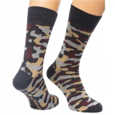 Серые носки Friday Army