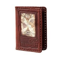 Обложка для паспорта «Мировое турне»