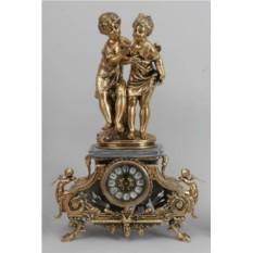 Часы-статуэтка Дети с ракушками