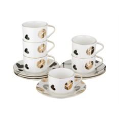 Чайный набор на 6 персон от Hangzhou Jinding