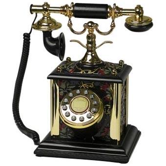 Ретро-телефон «Регал Барокко»