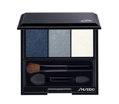Тени для век – Shiseido Luminizing Satin Eye Color Trio