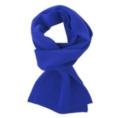 Ярко-синий шарф Easy