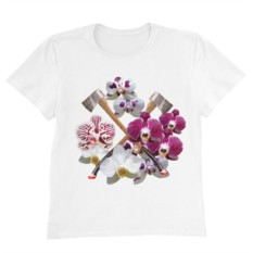 Футболка ORCHIDS'N'AXES