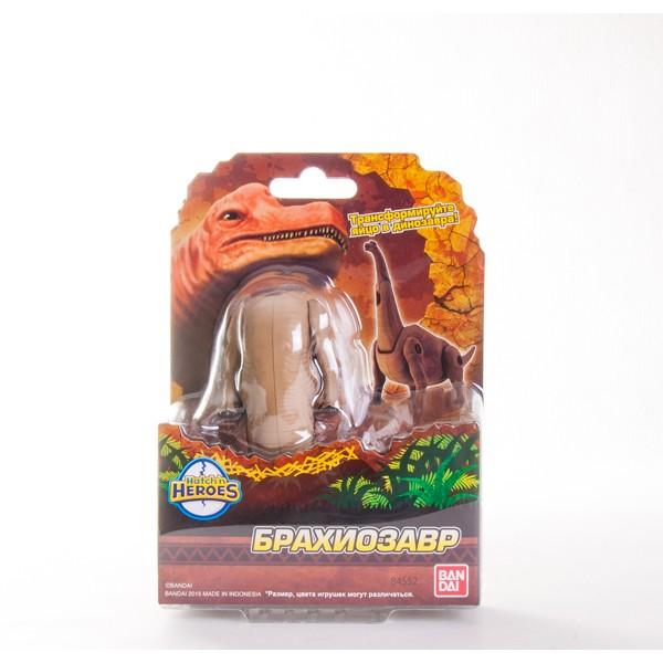 Яйцо-трансформер Брахиозавр (EggStars)