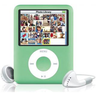 MP3-плеер Apple iPod Nano 8Gb 3G Gre (MB253)