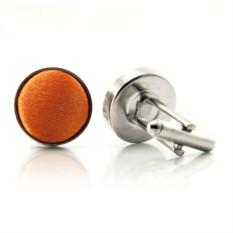 Запонки (оранжевые)