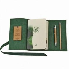Софт-бук Мысли о бамбуке Blanknote