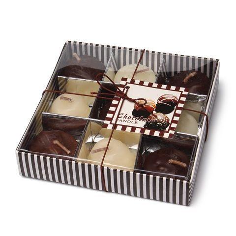 Набор свечей «Коробочка конфет»