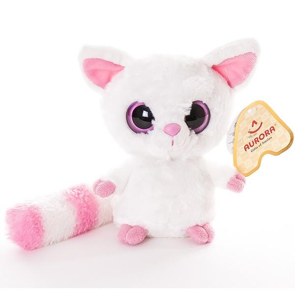 Мягкая игрушка Aurora Юху и его друзья. Лисица Фенек 12 см